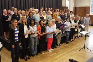 Choir workshop 2018